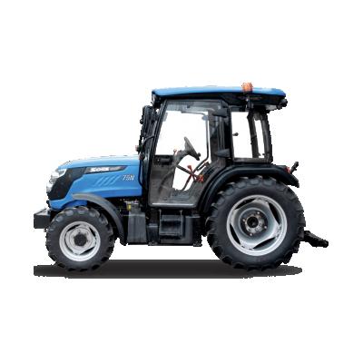 traktor Solis N 75 - kompaktni traktor Solis - kompaktni komunalni traktor