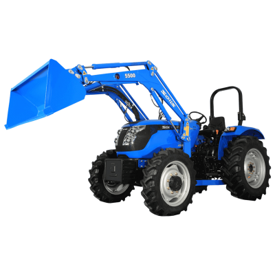 Traktor Solis S 50 - kompaktni Solis traktor - družba Sonalika